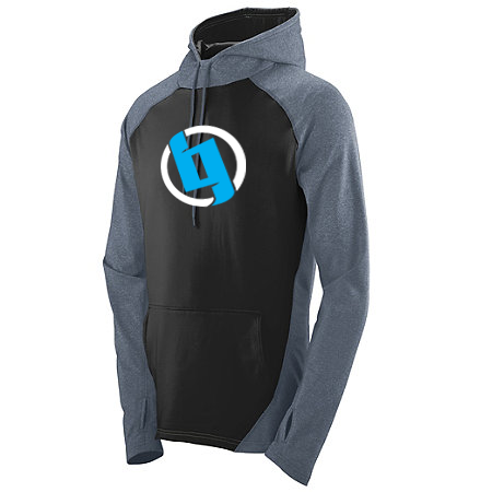 Big Game Adult Dryfit Lightweight Hoodie (XS-3X)