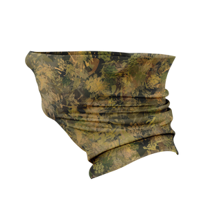 Camo 4 Gaiter Face Mask