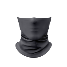 Charcoal Gaiter Face Mask
