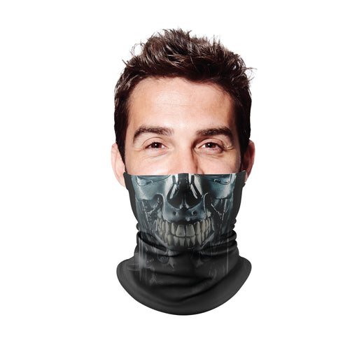 Exoskeleton Gaiter Face Mask