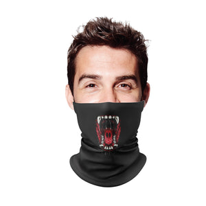 Fangs Gaiter Face Mask