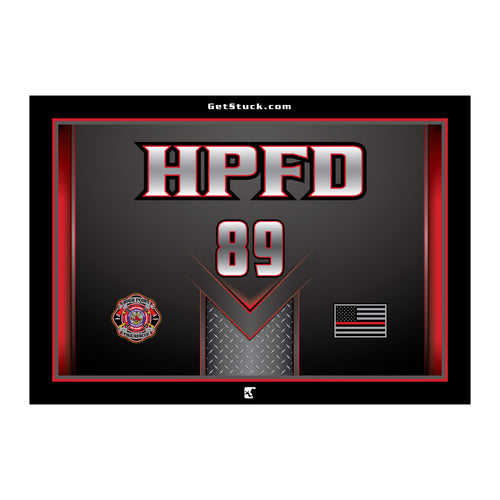 HPFD Fleece Blanket