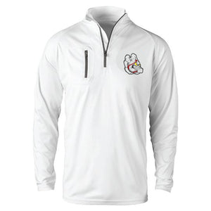 Mens Long Sleeve White Jacket
