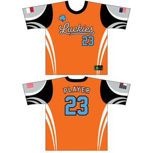 Luckies Orange Jersey