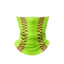 Softball Gaiter Face Mask