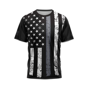 Thin Gray Line Performance Tee