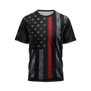 Thin Red Line Performance Tee