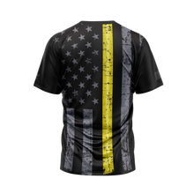Thin Yellow Line Performance Tee