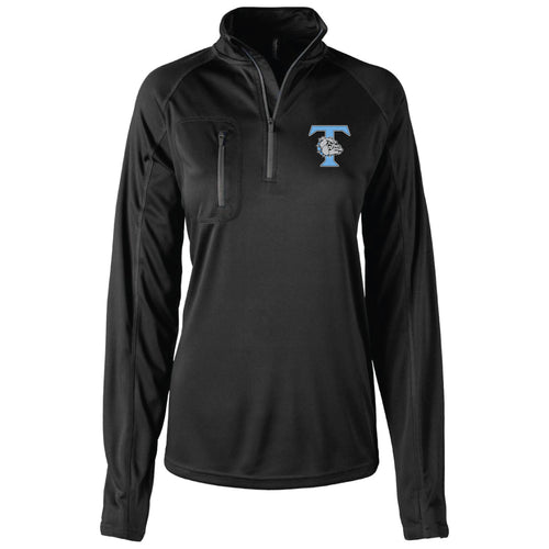 Trinity Ladies Long Sleeve Black Jacket