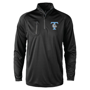 Trinity Mens Long Sleeve Black Jacket