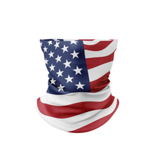US Flag Gaiter Mask