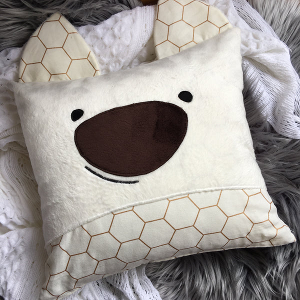 Wombat Cushion