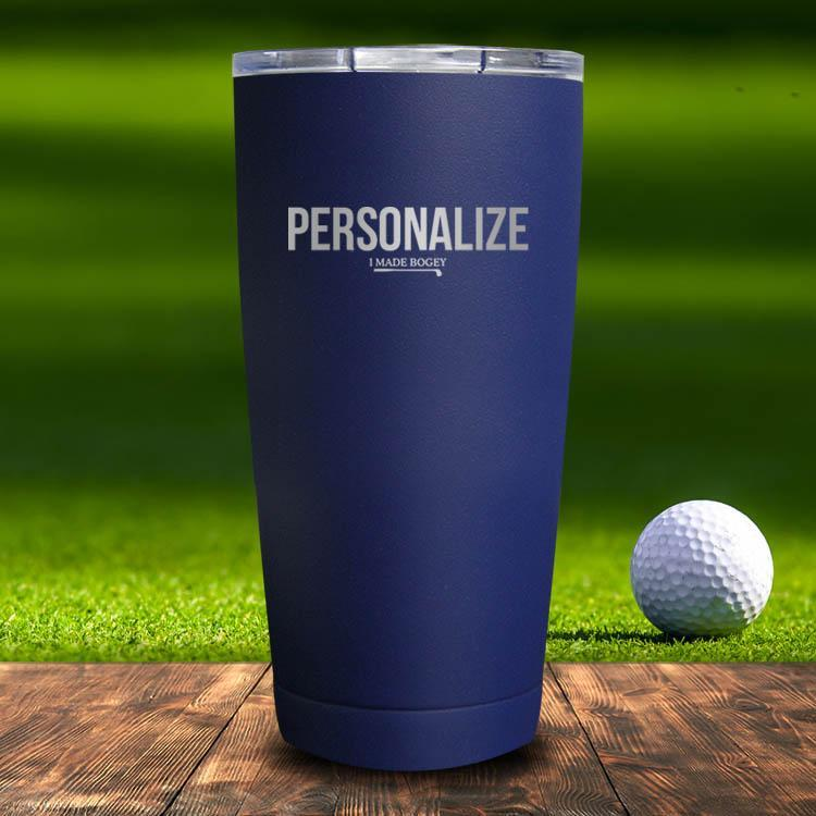 Personalized Tumbler
