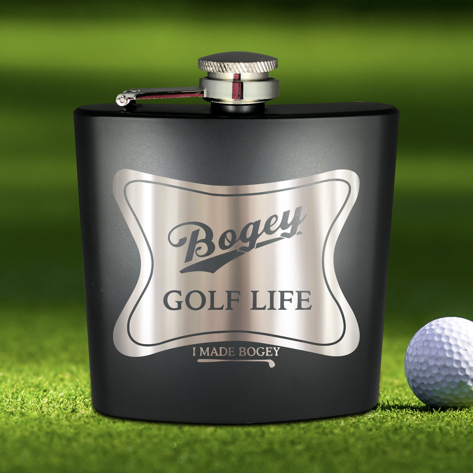 Bogey Golf Flask