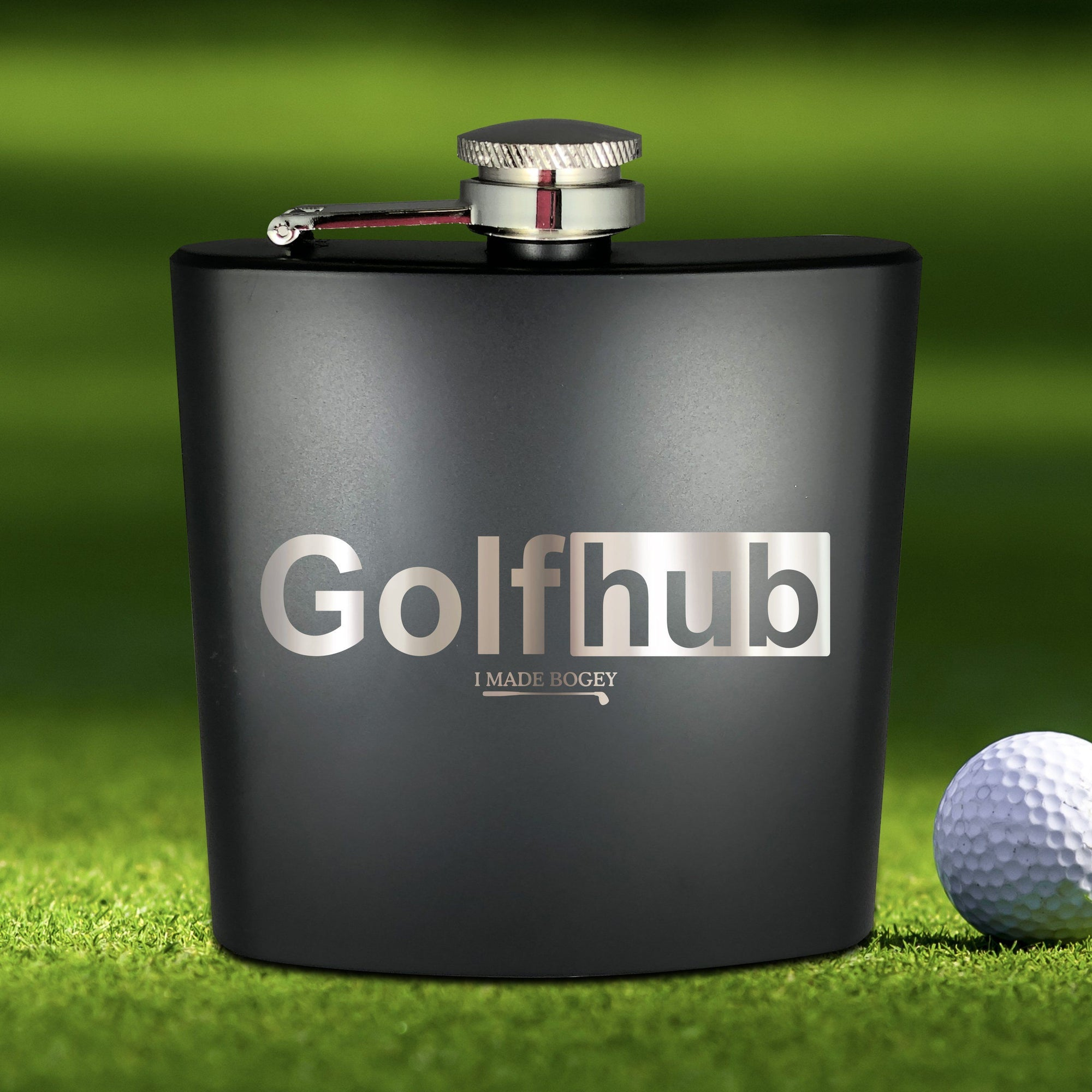 Golfhub Flask