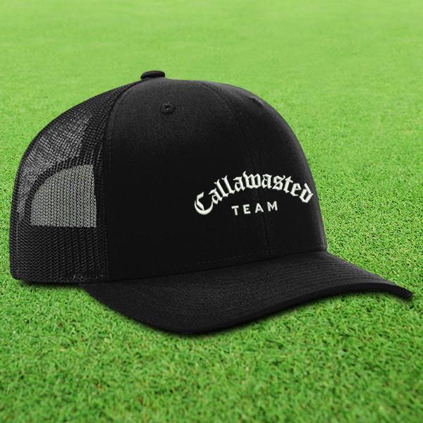 Callawasted Trucker Hat
