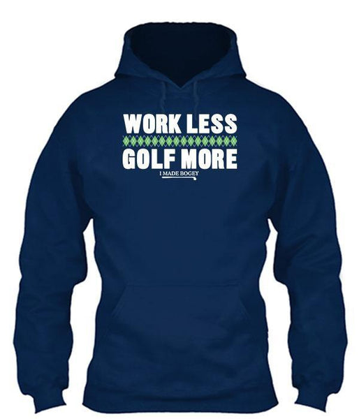 Work Less Golf More