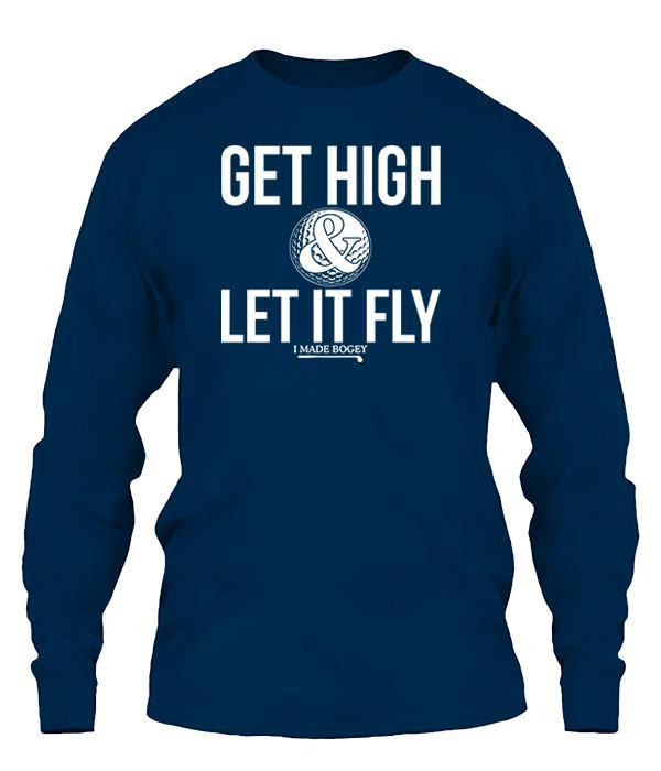 Get High and Let it Fly