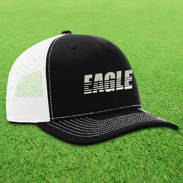 Eagle Slice Trucker Hat