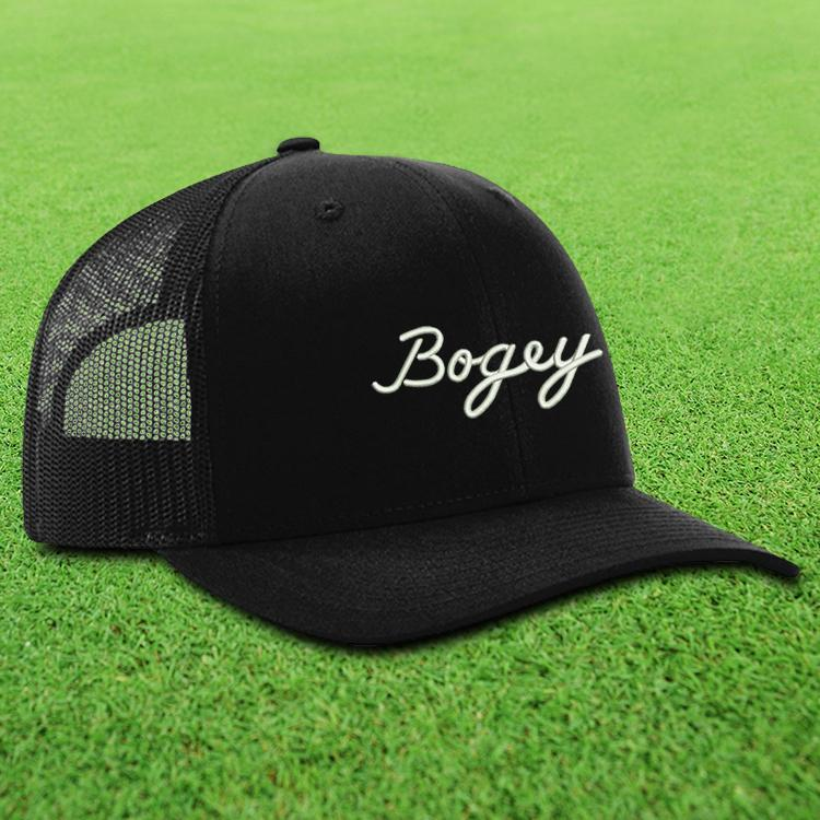 Bogey Trucker Hat