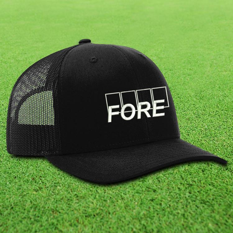 FORE Trucker Hat