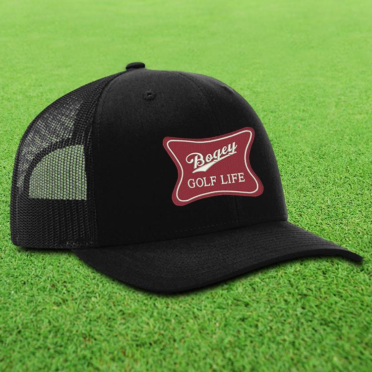 Bogey Golf Life Trucker Hat