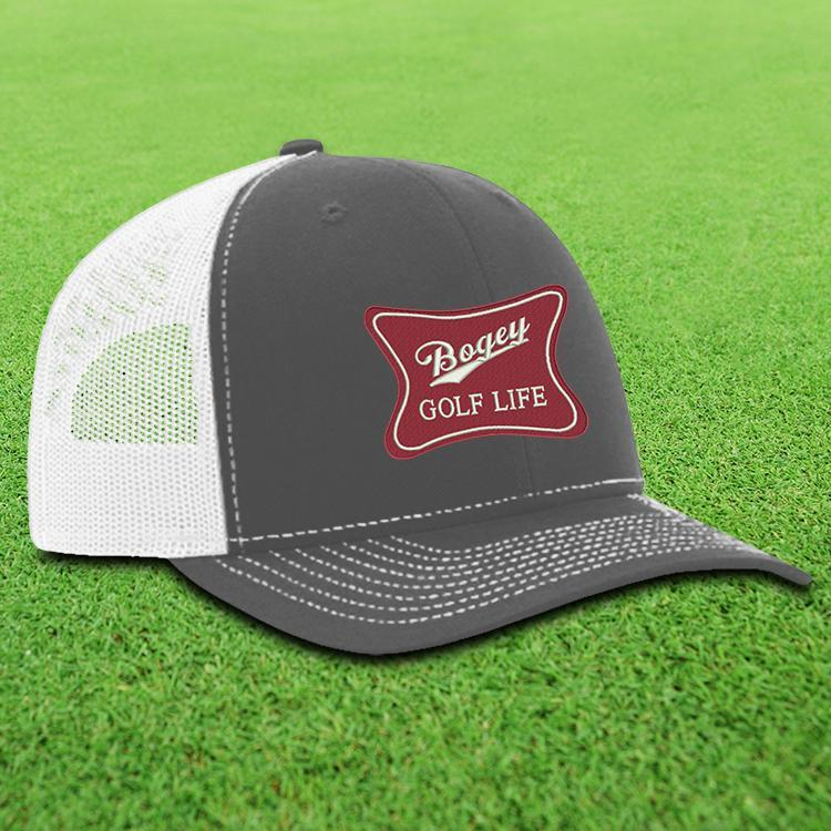 Bogey Golf Life Trucker Hat - I Made Bogey 104ed7c57ef