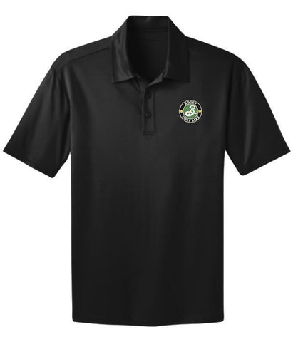 Brooklyn Lager Golf Life Embroidered Dri-Fit Polo
