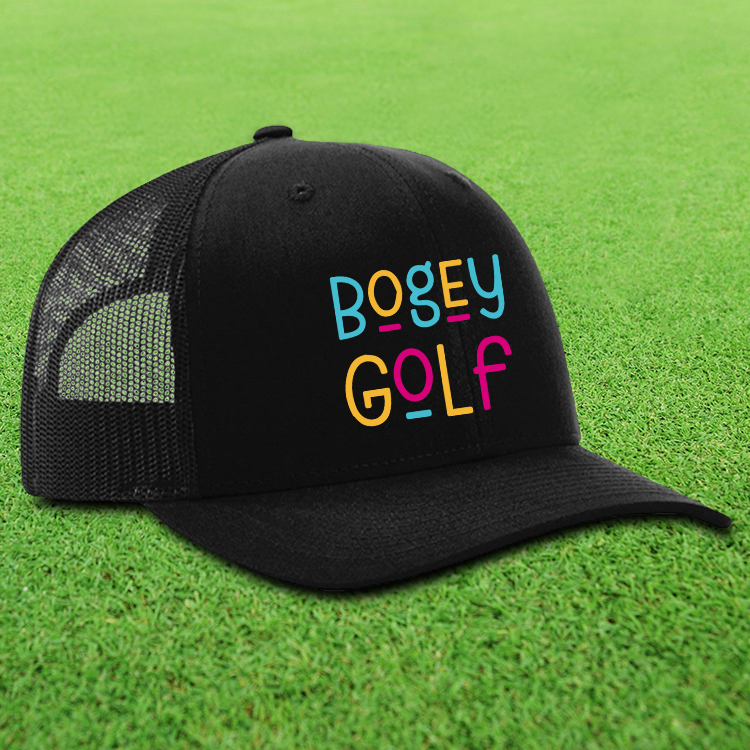 Rugrats Bogey Golf Trucker Hat