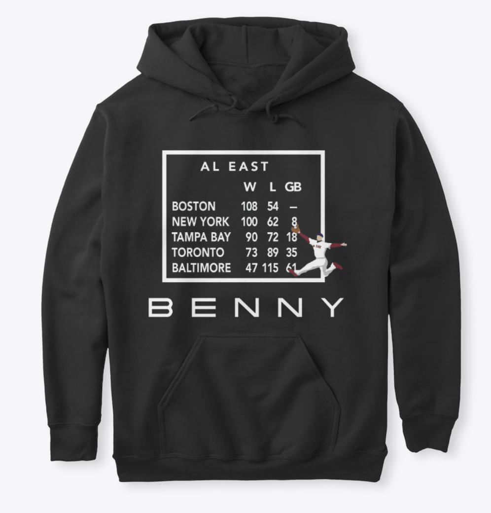 """AIR BENNY"" Shirt"