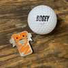 Tiger Ball Marker