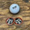 Bounty Hunter Helmet Ball Marker
