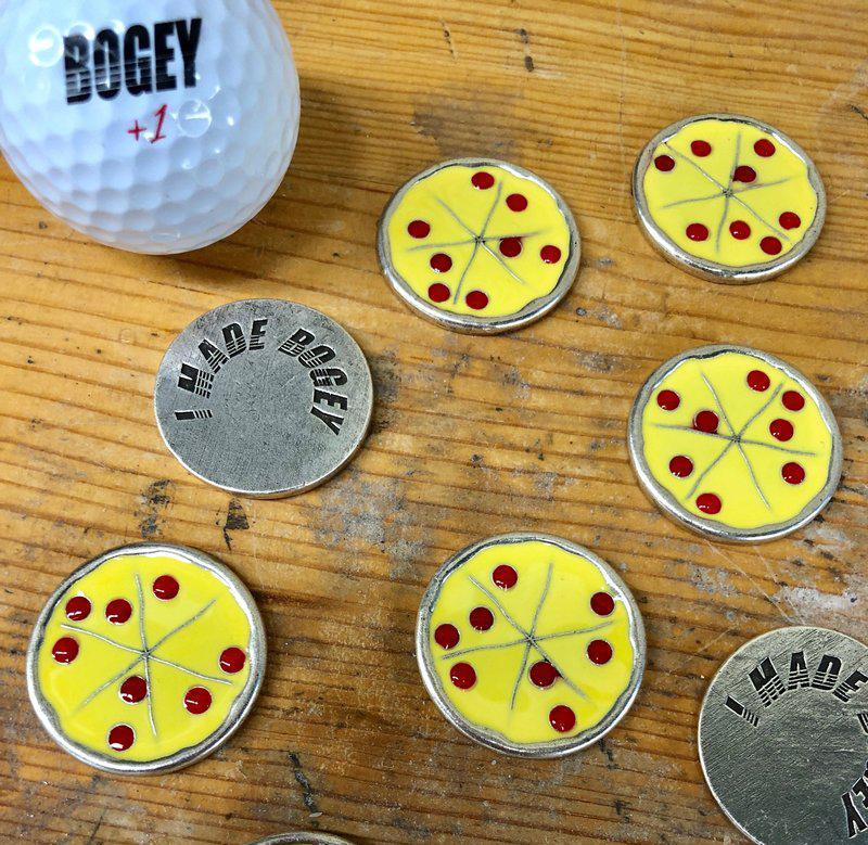 Pizza Ball Marker