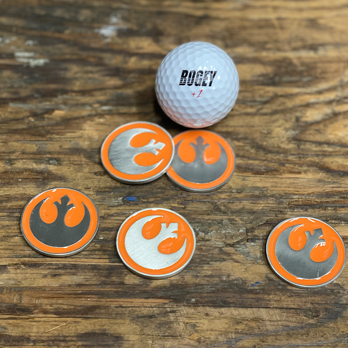 Rebel Ball Marker