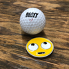 Rolling Eyes Emoji Ball Marker