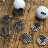 Thin Blue Line Ball Marker