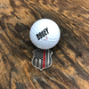 Thin Red Line Ball Marker