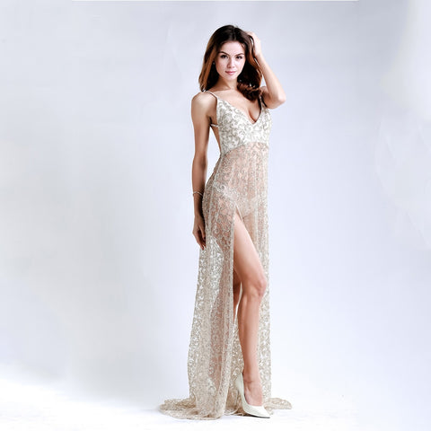 Women - Apparel - Dresses - Maxi - Valerie Vergar