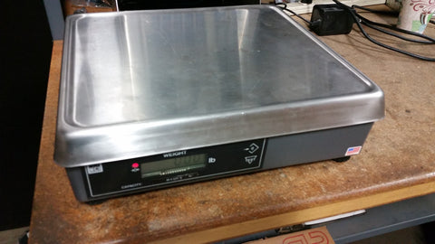 Used NCI 6270 Shipping / Retail Scale
