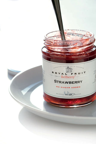 Royal Fruit Preserve Sugarfree (Set of 3)