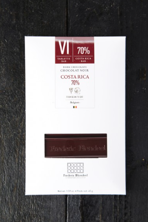 Costa Rica Chocolate 70% (set of 2)