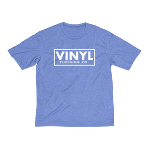 Vinyl Clothing Co. Men's Heather Dri-Fit Tee