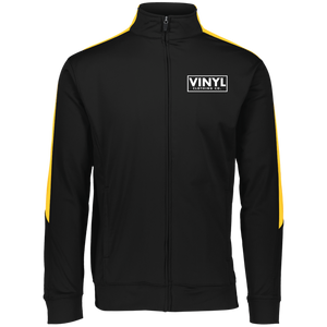 Vinyl Clothing Co. Augusta Youth Performance Colorblock Full Zip - Vinyl Clothing Co - DJ Apparel Clothing Disc Jockey Vinyl Gear