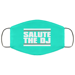 Salute The DJ Face Mask (BLK)