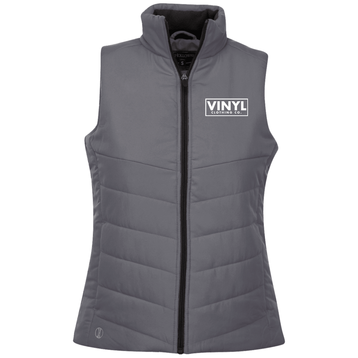 Vinyl Clothing Co. Holloway Ladies' Quilted Vest