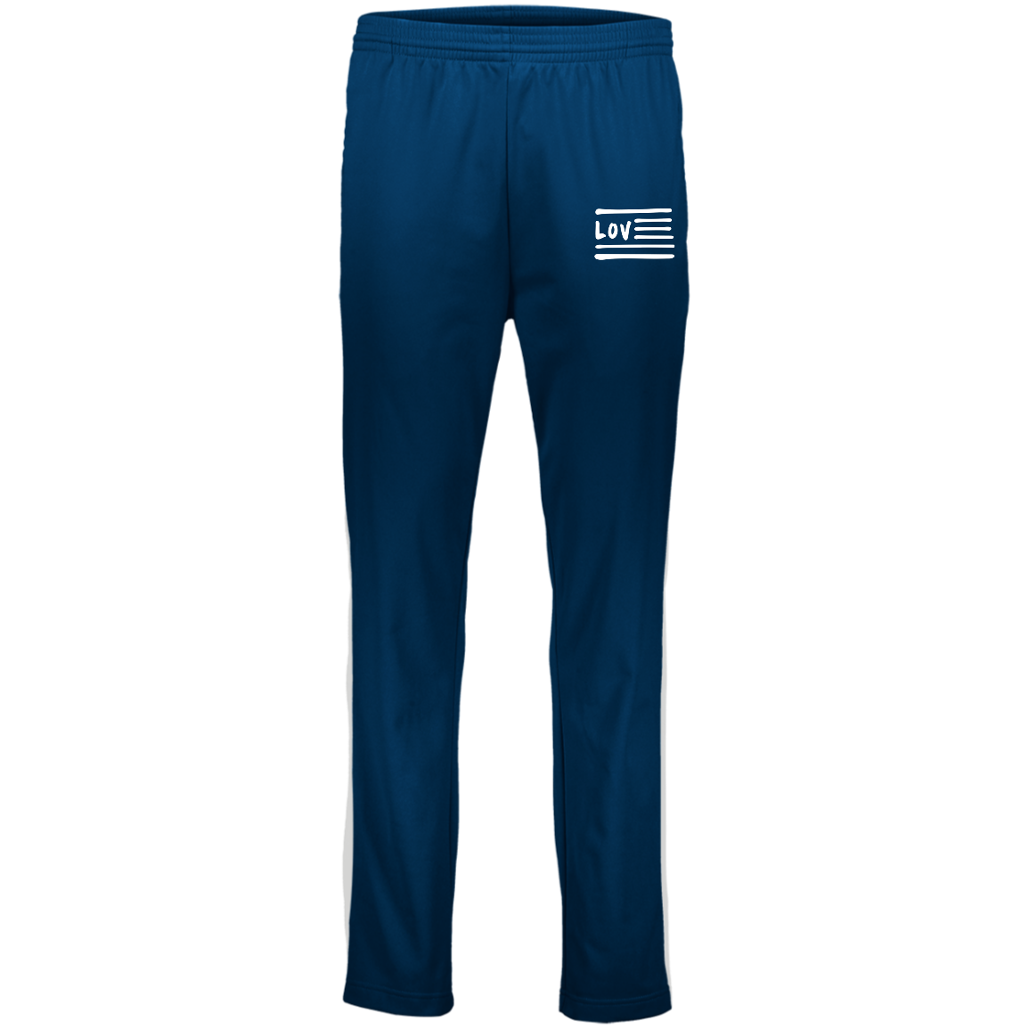 Love Nation Augusta Performance Colorblock Pants