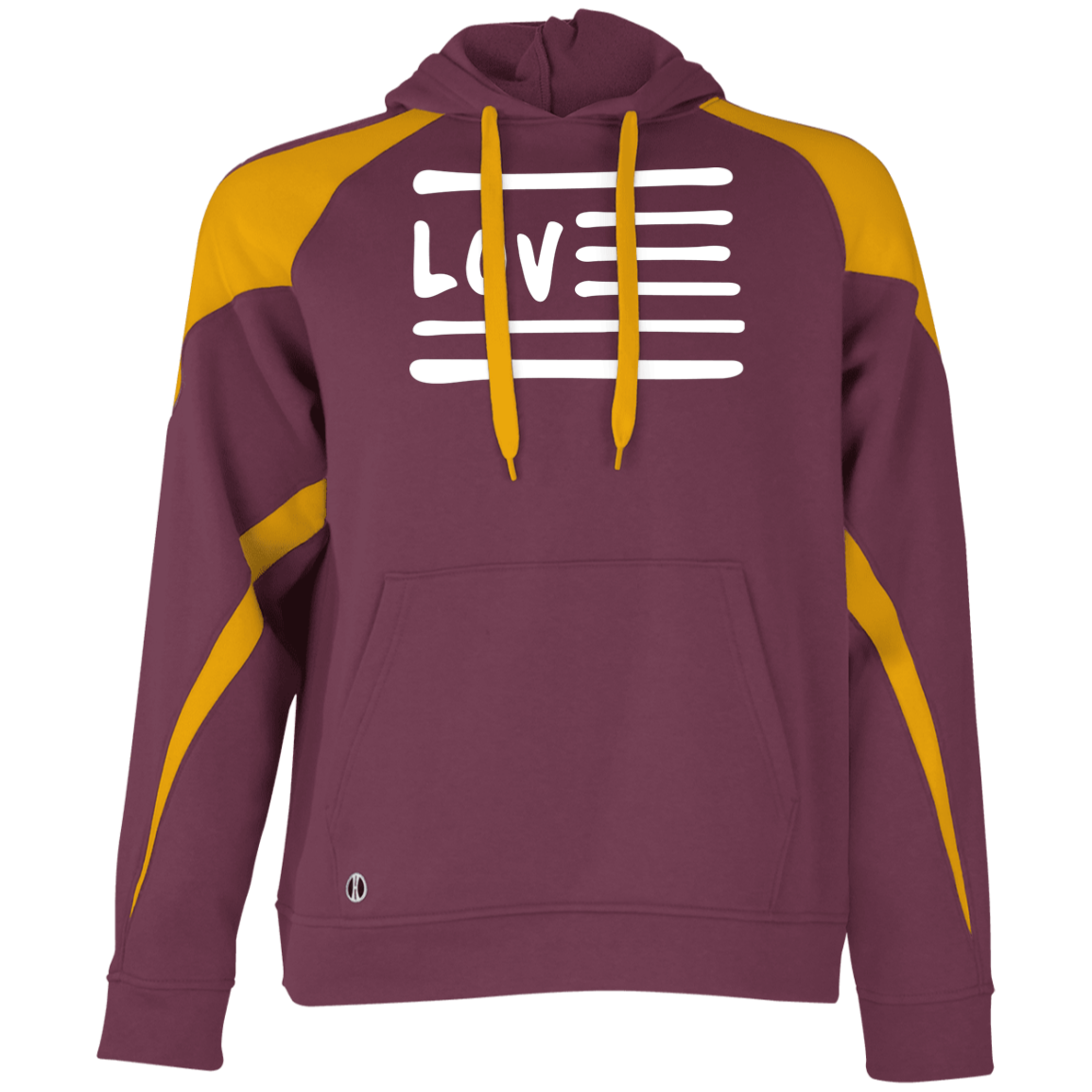 Love Nation Holloway Colorblock Hoodie