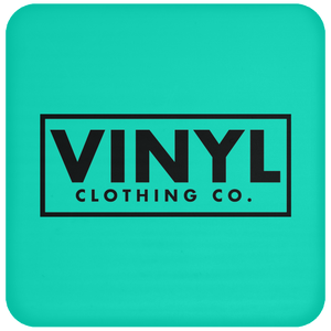 Vinyl Clothing Co. Coaster
