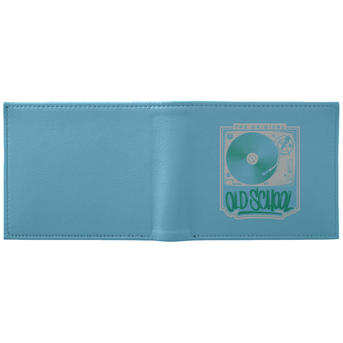 The Original Old School Wallet