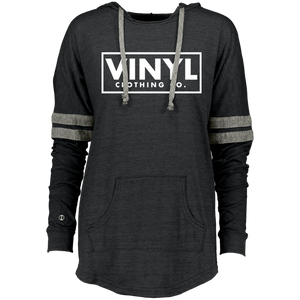 Vinyl Clothing Co. Holloway Ladies Hooded Low Key Pullover
